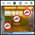 Color anti static door curtains Polar Ribbed PVC Strip Curtain