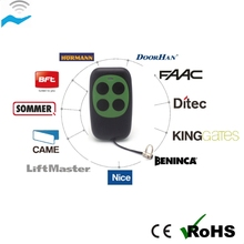 rf transmitter rf remote control compatible with Came Portable 4 keys RF remote control 433mhz