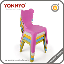 popular child furniture top supplier plastic kid chair