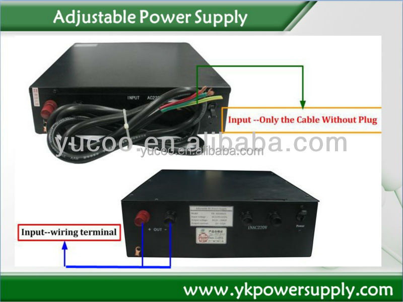 Hotsale high constant voltage constant current dc power supply with factory price