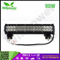 led bulb lights 10-30v auto led bar light for car accessories with great price led bull bar light