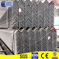 Carbon Steel Hot Rolled/Galvanized Steel Equal Angle Iron Sizes