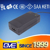 100-240V 50-60Hz 24V 3000Ma AC Power Adapter With CE UL Certificate