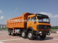 North Benz 8x4 tipper for sale