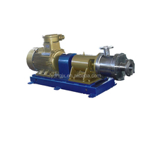 Pipeline Homogenizer In Line High Shear Mixer Emulsifier