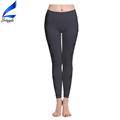 Lotsyle Dropship Black Mesh Yoga Pants with Pockets