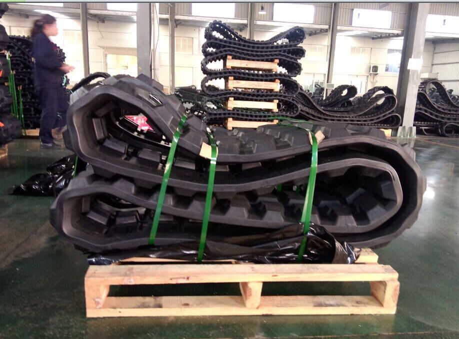 NIKO HY48/2000 230*72*52 rubber track for excavator, excavator rubber track