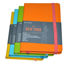 CMYK offset printed full color premium quality custom notebook printing