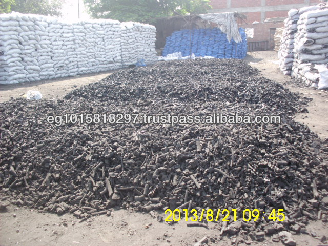 Egyptian charcoal Hardwood charcoal