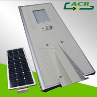 High power Infrared Motion Sensors solar shed light with 3 rainy days capacity