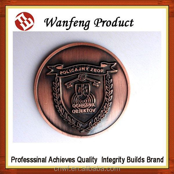 Custom Company Pin Metal Name Badge