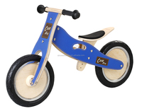 "12 "" Wood Balance Bike for kids"