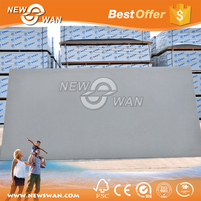 Cheap Fiber Cement Board / Wall Panel Fiber Cement Siding Board