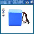 Rechargeable ups lithium ion battery 12v 42ah ,18650 battery
