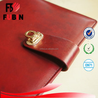 fubin metal lock for purse / leather /notebook accessories