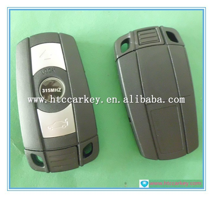 key fob remotes auto key for BMW 868MHZ key