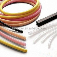 Fireproof Silicone Rubber Hose with Customized Size