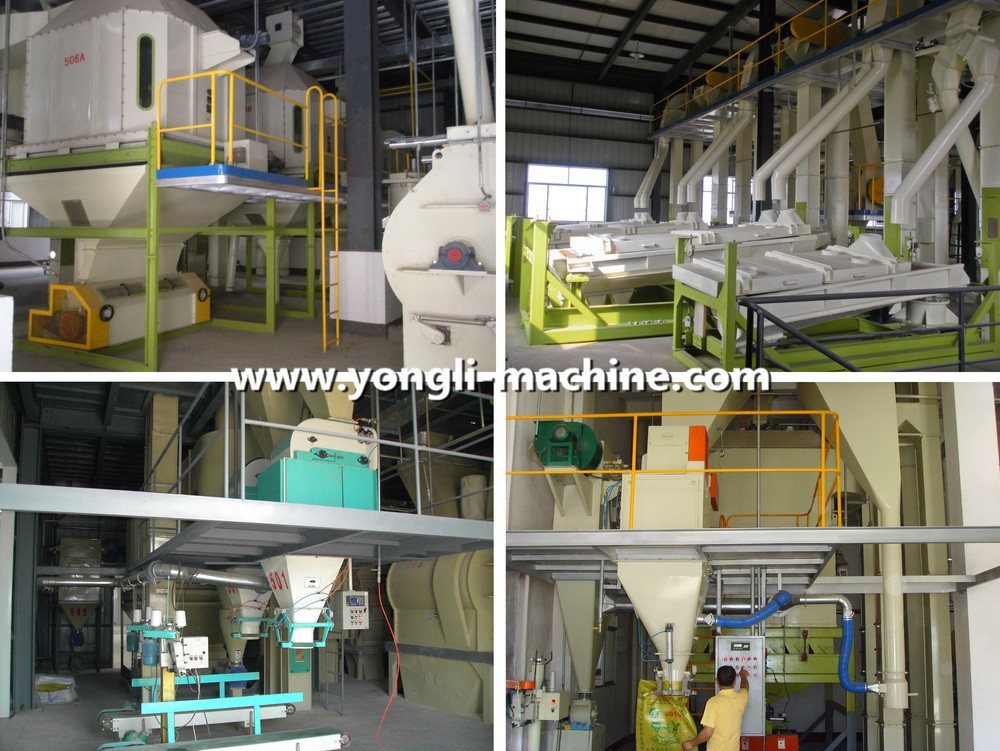 Poultry cow animal feed pellet machine farm machinery
