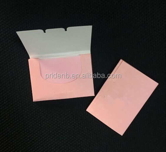 high quality facial oil blotting paper