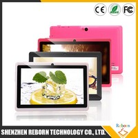 7 inch actions 7031 Quad core android tablet with 1024x600 HD screen