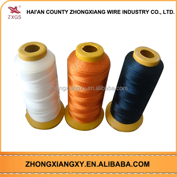 Best Selling Cheap Stock On Sale 100 Nylon Sewing Thread