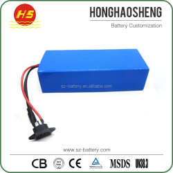 customized Size and 48v Nominal Voltage 48V 20Ah LiFePO4 battery
