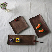 Unique Restaurant Dinnerware Wedding Gifts For Guests, Wooden Serving Tray