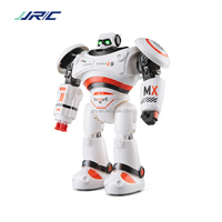 New Arrival JJRC R1 Electric Robot Infrared Control RC Intelligent 2.4G Autonomous Combat Robots for Kids
