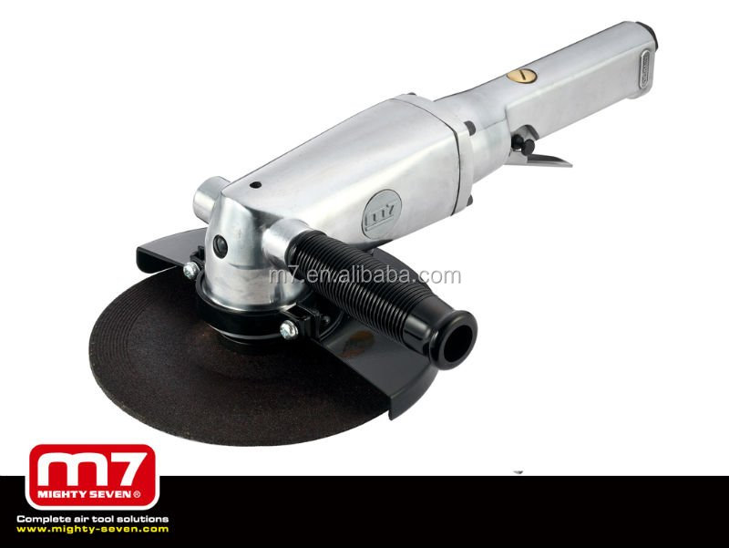 m7 QB-117 Lever Type Throttle Air Angle Grinder