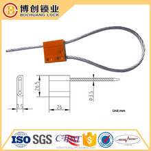 CS8103 Cable seal Container cable seal Container lock customs seals