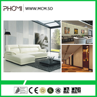China supplier high quality wallpaper decor price and stereoscopic wallpaper