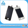 supply lcd display For iPhone4/4s ,High Quality LCD Touch Screen Digitizer Frame,dispaly lcd Replacement for iphone 4/4s