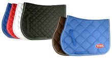 Horse clothing western saddle pads