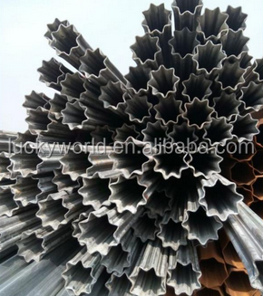 hot sales lw024 eight angle structural steel Special section steel tubes