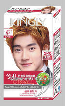 KINGLY 100% cover white natural hair coloring