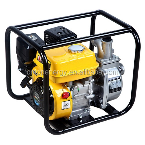 High quality Recoil Start 3 Inch 80mm 6.5HP 168F Gasoline Water Pump agriculture agricultural irrigation and pool water pump