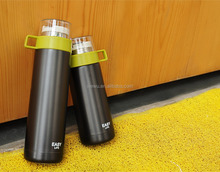 Simple design stainless steel travel vacuum flask 500ml