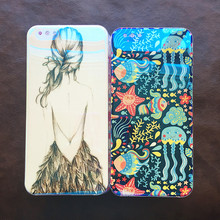 Beautiful color-plating Case Design Mobile Phone Cavers Case For Iphone 6 6s TPU for iphone 6 6s case