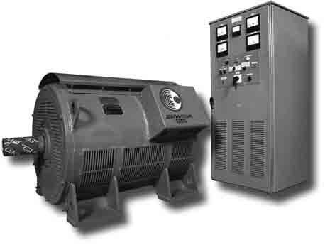 SYNCHRONOUS ELECTRIC MOTORS TYPE SD2 (380 V)