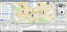 gpstracker car management software with diagnostic tracking