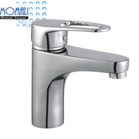 Shopping chrome plated delta bathroom sink faucets made china