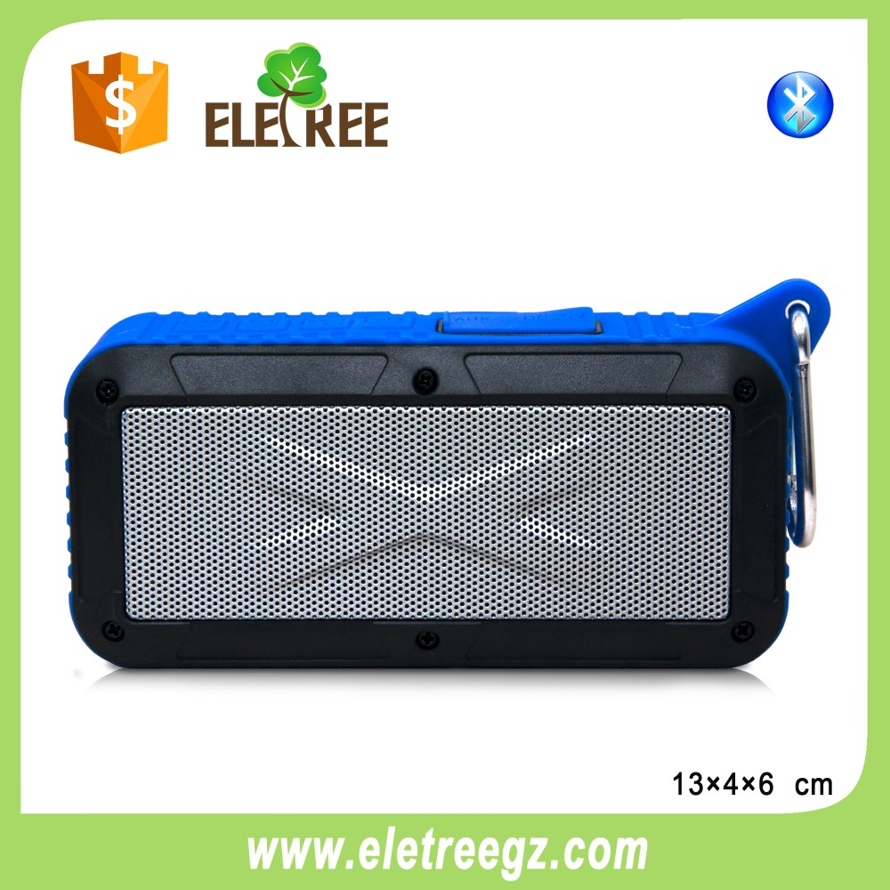 Sports and Exercise promotion mini bt speaker solar powered usb wireless speakers CH-366B
