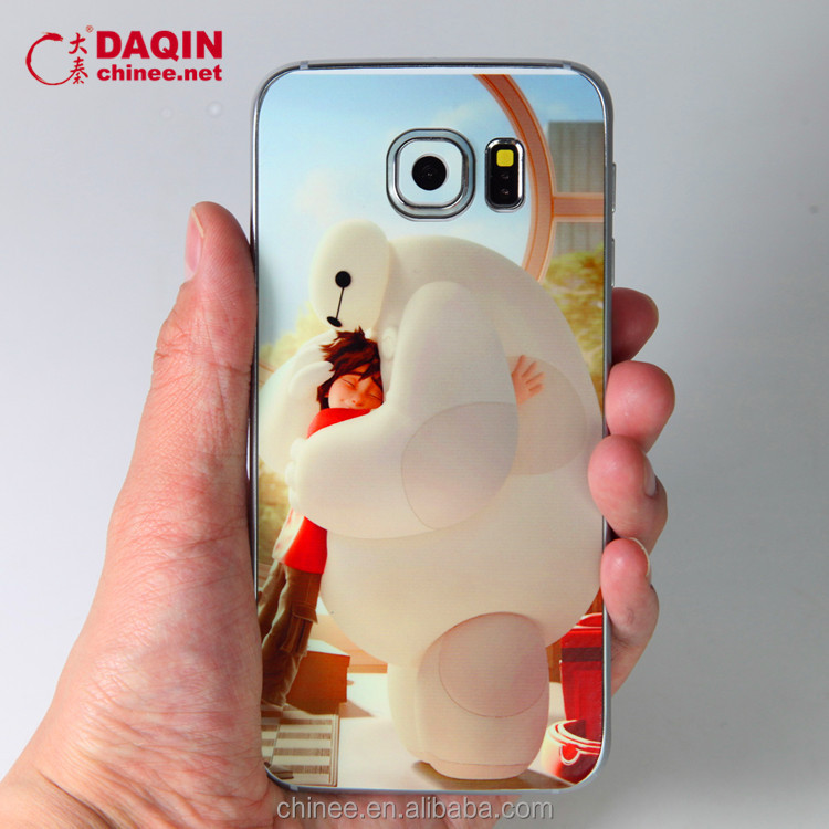 self-service photo machine for making customized mobile skin
