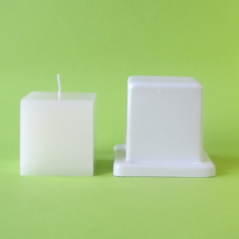 Candle Deli cube mould