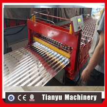 Germany quality used roofing metal roof panel roll forming machine prices rolling machine