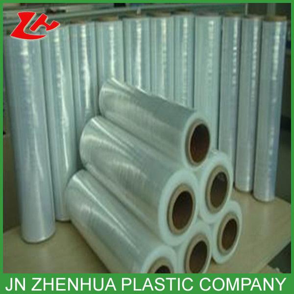 china hot sale blue film biodegradable stretch film
