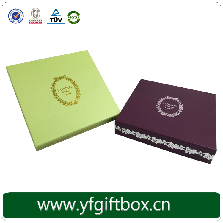 China YiFeng manufacturer handmake bakery box,dessert packaging box