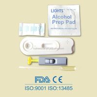 HIV medical diagnostic kit