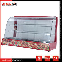 CHINZAO Brand The Hot Sales Electric Food Warmer Display For Sale