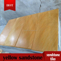 good quality yellow sandstone paver for construction
